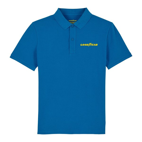 "Goodyear Men's Polo Shirt ""Logo"""