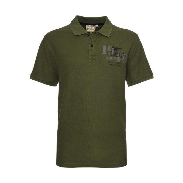 """Goodyear Men's Polo Shirt """"Air Wheel"""""""