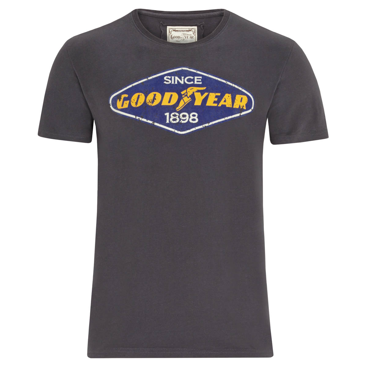 Goodyear T-Shirt MEAFORD black