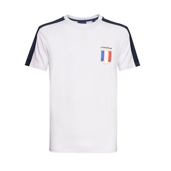"Goodyear Men's T-Shirt ""Team France"""