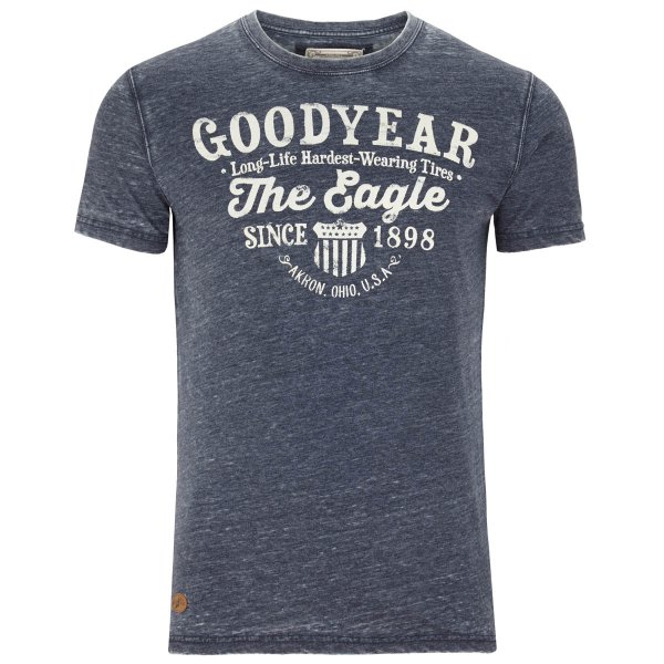 "Goodyear Men's T-Shirt ""Monticello"""
