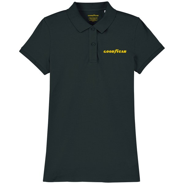 "Goodyear Women's Polo Shirt ""Logo"""